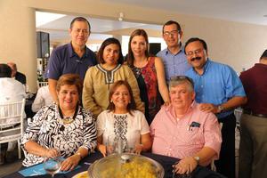 23102017 Arturo, Karina, Lucía, José, Julián, Nora, Norma y Gerardo.