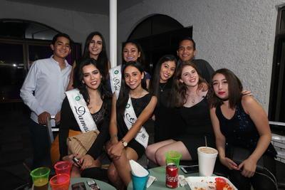 Reviven Décadas en el Club Campestre de Durango