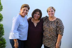 24102017 Cova, Ely y Marisa.