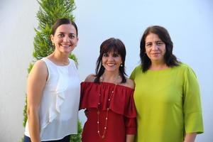 24102017 Karina, Gina y Guille.