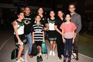 27102017 COPA LIBERTAD.  Familia Navajas y Familia Rivera.
