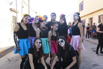 Catrina's Fest del Colegio Americano