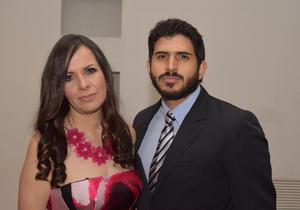 Zoraya y Sami.