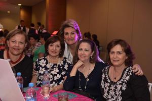 Lourdes,Tere,LetyPaz y Chelito.