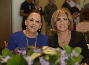 Olga y Chayito.