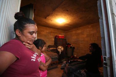 Aún existe la negativa de muchos por irse de un sitio al que, en su mayoría, llegaron bajo circunstancias ilegales.