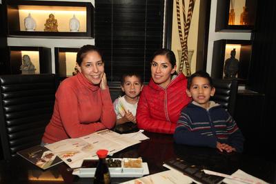 Familia Castañeda.