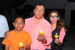01112017 Juan Carlos, Daniel Iván e Isabel.