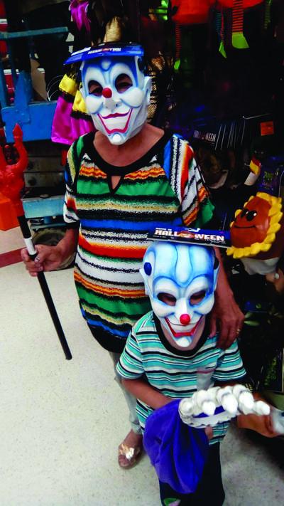 02112017 Cony y su nieto, Paquito.