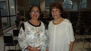 02112017 Ma. Enriqueta Flores Macías, Brenda Edith González Flores y Fita Priego de Braham.