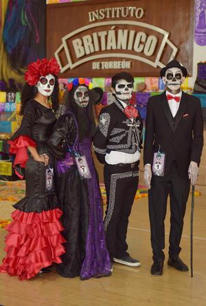 03112017 Rafael, Marcela, Sofia y Dulce.