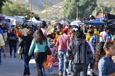El Día de Muertos no pasó desapercibido en La Laguna.