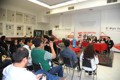 Se trata del Tecnológico de Monterrey Campus Laguna, la Universidad Autónoma del Noreste (UANE) y la Universidad Autónoma de la Laguna.