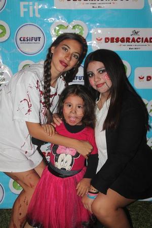 05112017 Neivy Domínguez, Renata y Ana Paula Vázquez.