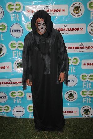 06112017 FIESTA DE DISFRACES.  Beny Ávalos.
