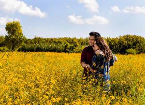 05112017 LINDA POSTAL.  José Rogelio Arellano Castañeda y Vanessa Abigaíl Mendoza Alvarado se casarán el próximo año.