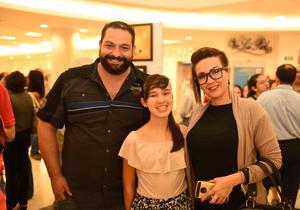 07112017 Vidal, Renata y Artemisa.