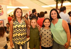 07112017 Nancy, Sofía, Valeria y Elisa.