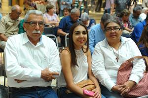 09112017 Gerardo, Ana Luisa y Karla Lorena.