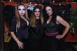 Anahí, Vanessa y Susy