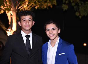 Iker y Héctor