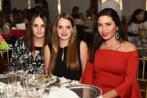Ana, Ileana y Paola