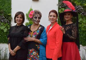 11112017 Gaby, Soco, Luisa e Imelda.