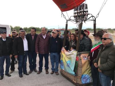 Además del mandatario estatal, acudieron diferentes funcionarios de Coahuila que no dudaron en presenciar este gran evento.