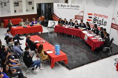 Los finalistas de Encuentro Siglo, Hacemos Comunidad. Serán el Tecnológico de Monterrey Campus Laguna y la Universidad Politécnica de Gómez Palacio.