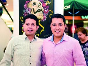 12112017 EN EXPO.  Mario Marín y Guillermo García.