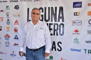12112017 Vicente Caledón, Director General de Inmobiliaria Casas Trío.