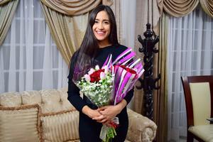 13112017 FELIZ CUMPLEAñOS. Wendy Arellano celebró su cumpleaños número 24 en compañía de sus seres queridos.