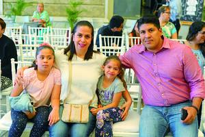 13112017 Ana Cristina, Ana, Lucía y Carlos.
