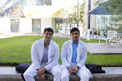 Miguel y Netfatli.