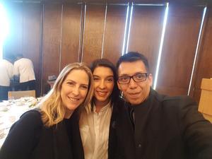 16112017 Vanessa Drummond, Martha Carmela Sotelo y Pineda Damián.