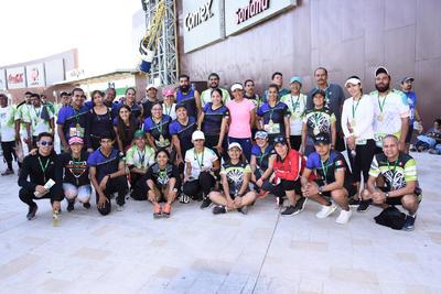 16112017 Club de corredores Halcones.