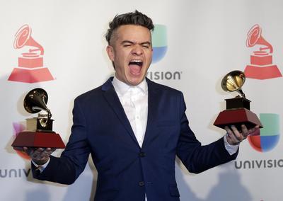 Así fue la alfombra roja de los Grammy Latinos