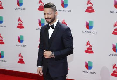 Maluma parte como uno de los grandes favoritos en la gala, con un total de siete candidaturas.