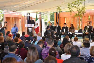 Los desaparecidos ya tienen dónde recordárseles en Torreón.
