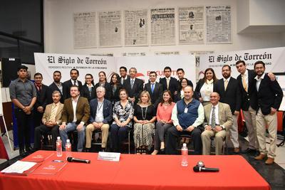 El Tecnológico de Monterrey Campus Laguna se quedó con el primer lugar de los debates universitarios organizados como parte de Encuentro Siglo. Hacemos Comunidad.