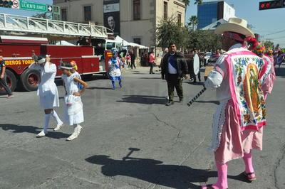 Recorrieron la avenida Juárez.