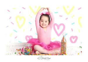 19112017 La pequeña bailarina, Azul Ayelen Barrón Jimenez. - Estudio Click fun!