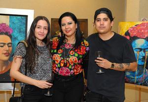 22112017 Marlene, Sara y Kuizon.