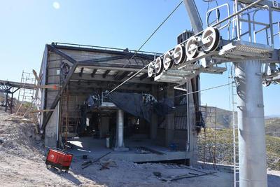 Apenas hoy inician pruebas técnicas del sistema electromecánico general entre las dos estaciones, Treviño y la Cerro de las Noas. Pero pretenden inaugurarlo antes del día 30 de este mes.