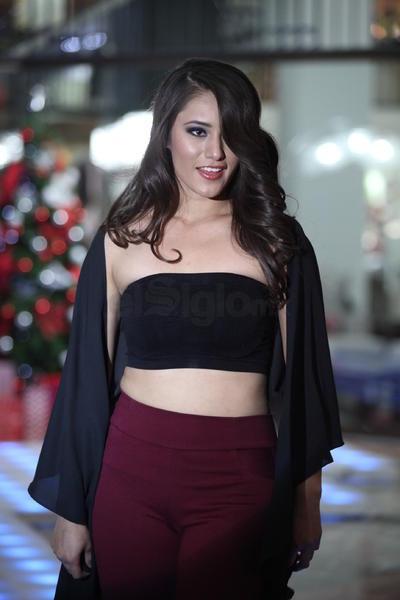 Angélica Delgado.