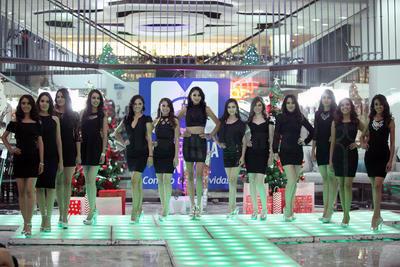 Presentan aspirantes a Mexicana Universal Durango 2017