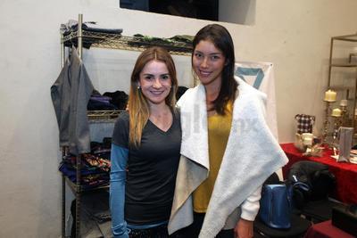 Valeria y Ana.