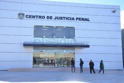 Se entregó hoy el Centro de Justicia Penal de Torreón, ubicado a un costado del Cereso.