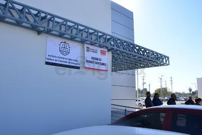 El Instituto Estatal de la Defensoría Pública del Estado estará ubicado a un costado del Centro de Justicia Penal.