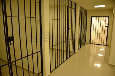 Ubicado a un costado del Centro de Readaptación Social, el Centro de Justicia Penal estará conectado mediante un túnel para el traslado de reos.